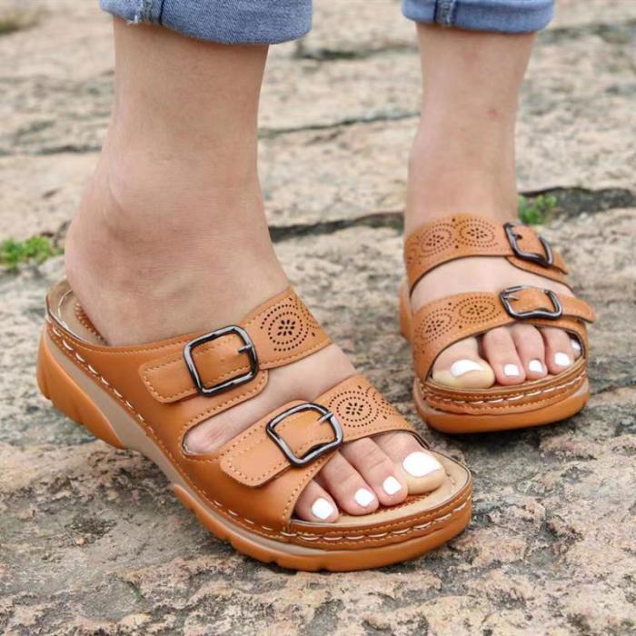Women's Premium Orthopedic Open Toe Sandals