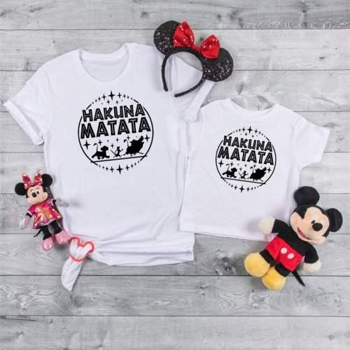 Animal Kingdom shirts,Disney trip 2021,Hakuna Matata,Disney family shirts