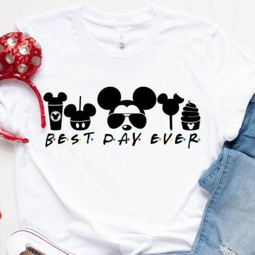 Best day ever, Disney Vacation, Custom Disney shirts, Cute Disney Shirt, Minnie mouse shirt