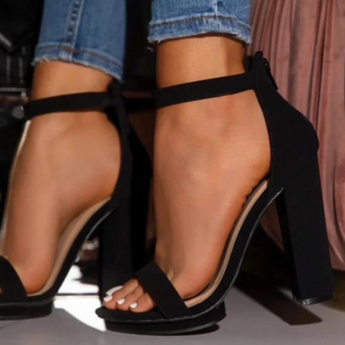 Peop Tpe Chunky Sandals