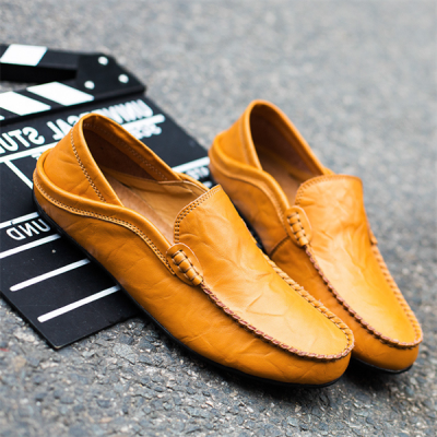 Summer New Casual Leather Shoes