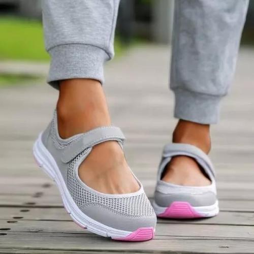 Women Casual Sneakers Mesh Breathable Shoes