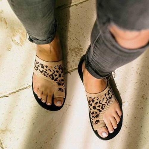 Women's Flats Fabric Flat Heel Slippers