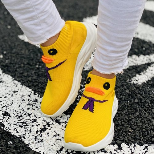 Daily Fabric Sneakers