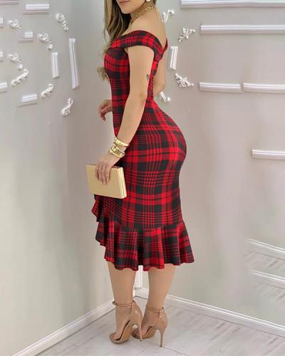 Women Sexy Party Bodycon Dress