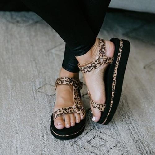 Flat Heel Sandals