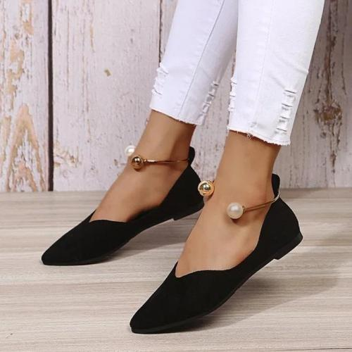 Daily Suede Summer Flats