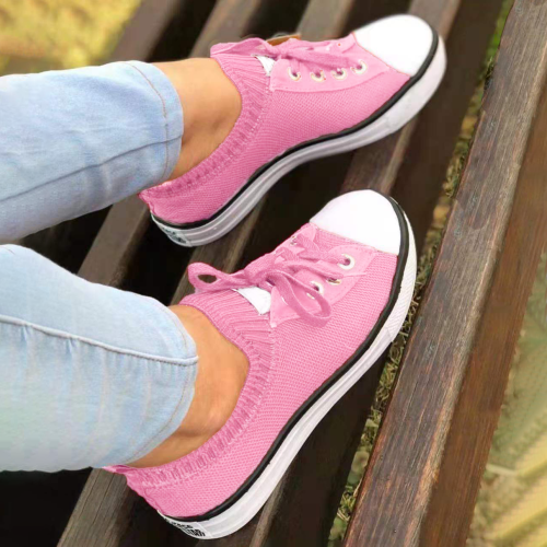 Women Air Cushion Casual Breathable Stylish Sneakers