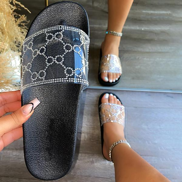 Slip On Sandals Outdoor Candy Color Thick Sole Eva Beach Clogs