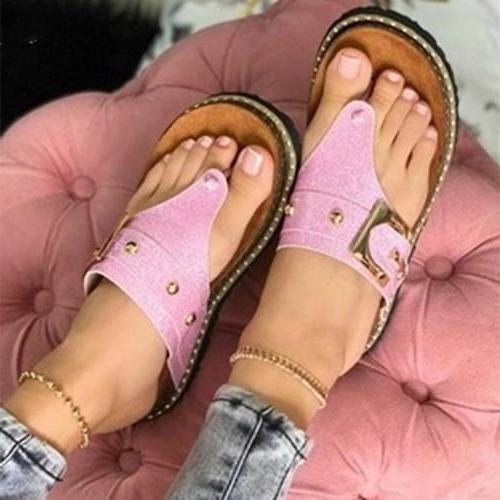 Summer Flip Flop Sandals