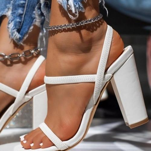 Party Chunky Sandals