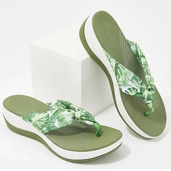 🔥ONLY$19.99 Last 2Days🔥Printed Thong Sandals
