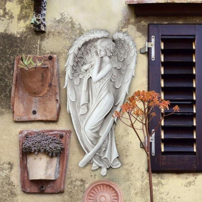 Santa Croce Angel Small Scale Wall Frieze