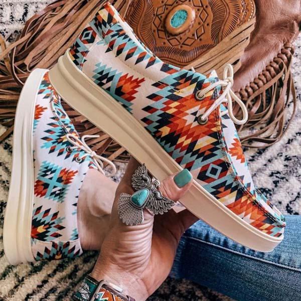 Cancas Flat Shoes