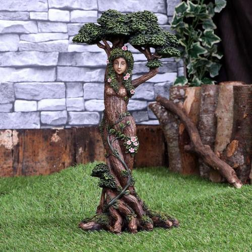 Mother Nature Female Tree Spirit Woodland Figurine Ornament Mothers Day Gift