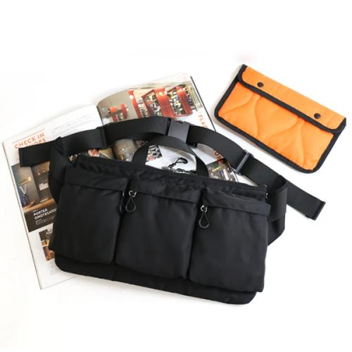 Military Multi Pocket Bag Waist Bag