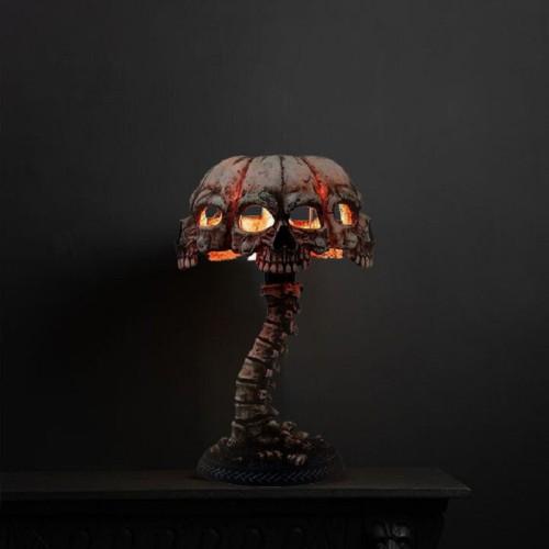 💀ATROCITY SKULL LAMP