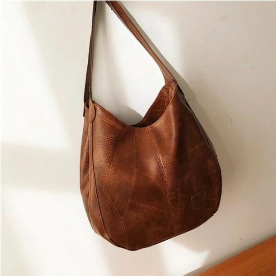 Women Multi-layer Casual Shoulder Bag Quilt Solid Handbag