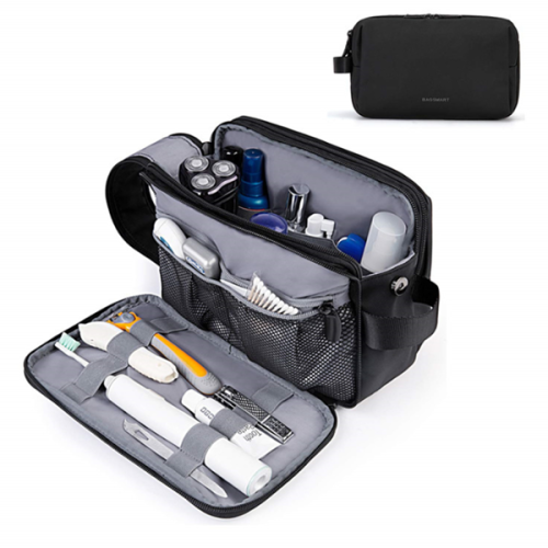 Men's Toiletries Storage Dry and Wet Separation and Finishing Bags