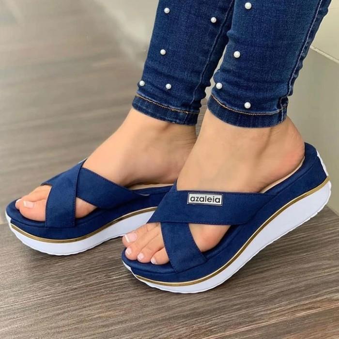 Women's Fashion Platform Sandals