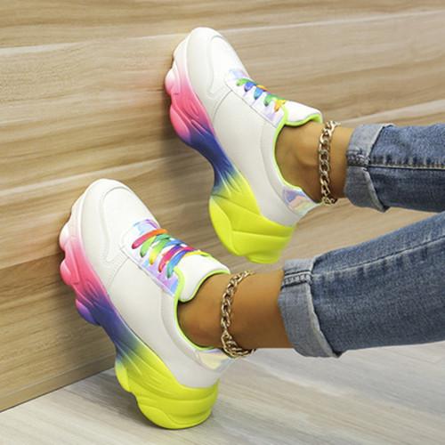 Women All Season Platform Sneakers