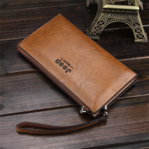 New Style Envelope Bag Clutch Bag Business Casual Men's Leather Bag