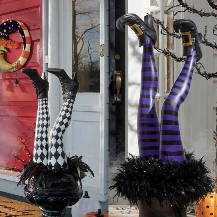 Last Day 50% OFF-Witch Leg Stakes