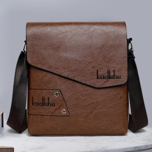 Men's New Fashion Business PU Bag