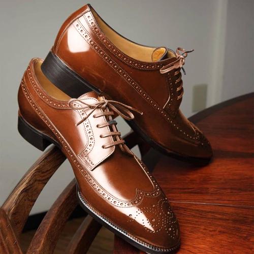 Men's Classic Color Dress Shoes