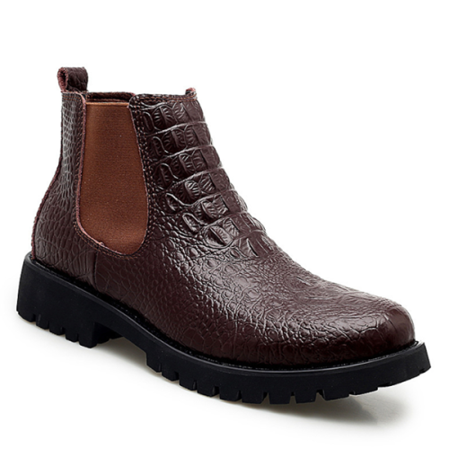2021 New Platform Casual Shoes Tooling Boots
