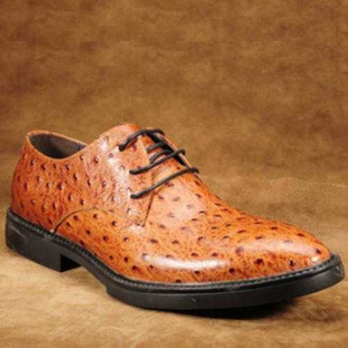 Fashion Trend Lace-up Men's Shoes