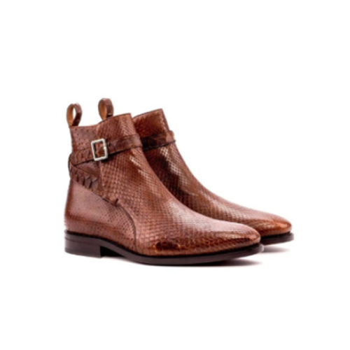 Fashion Trend  Brown Men's Boots