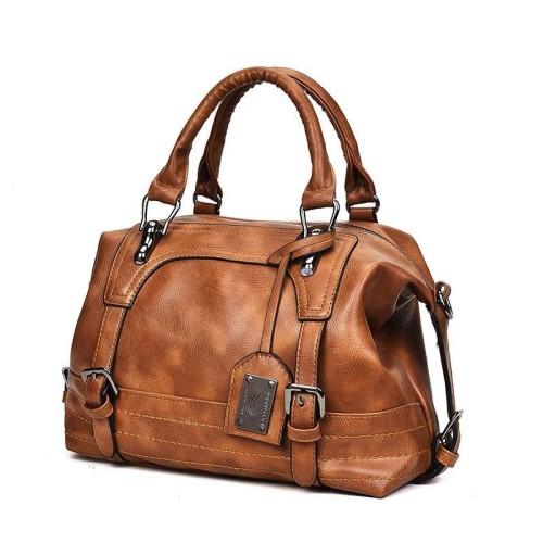 Alaiya Vegan Leather Handbag