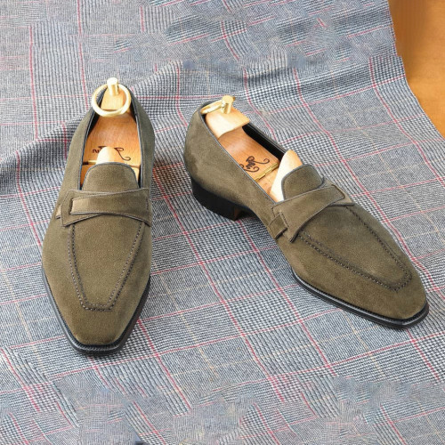 [NEW] 2021 Men's Suede Loafers
