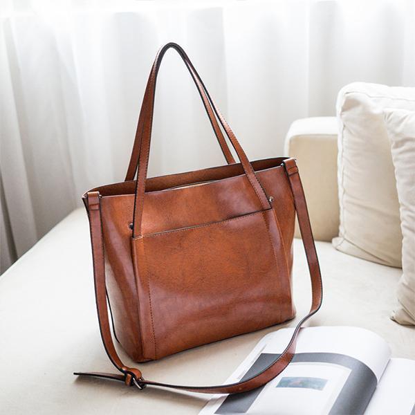 Western Hand-Held Messenger Shoulder Bag