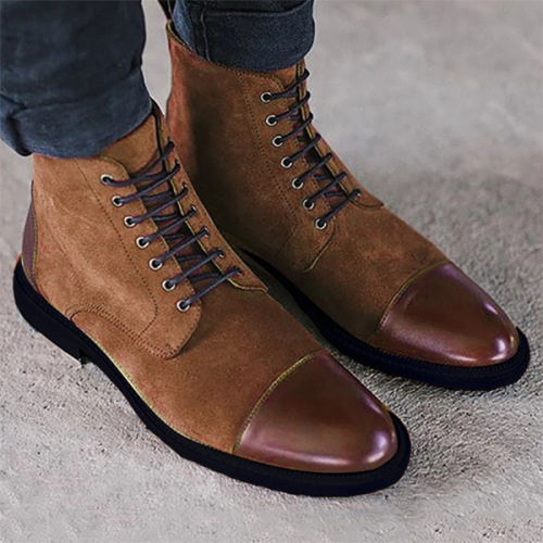 Men's Trendy Low Boots
