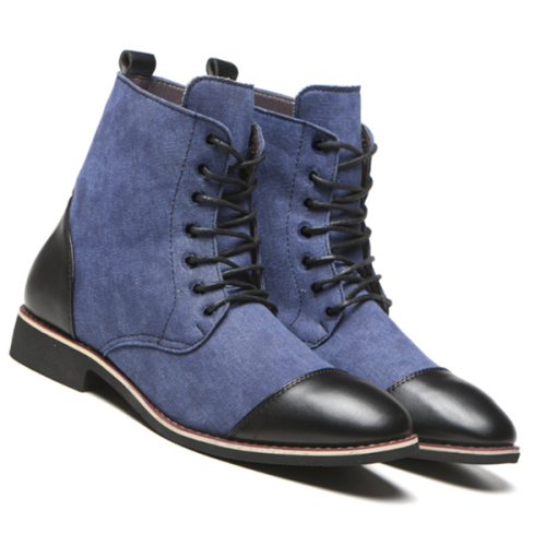 Men Winter Fashion Martin Boots