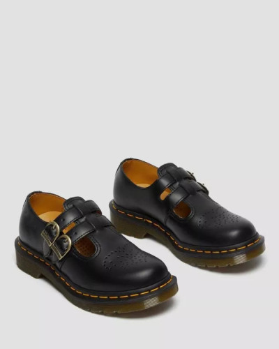 8065  SMOOTH LEATHER MARY JANE SHOES