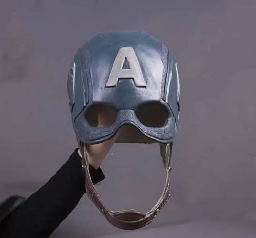 Captain America helmet mask