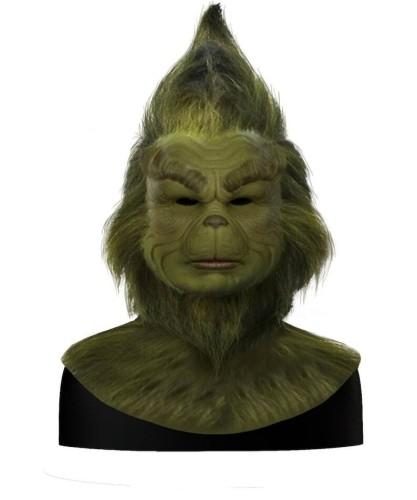 Grinch Halloween Mask