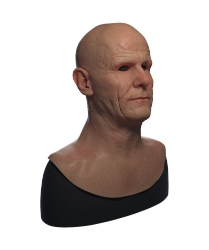 Realistic Gentleman Disguise Mask