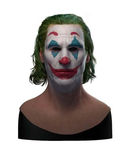 Joaquin Phoenix Joker Halloween Mask