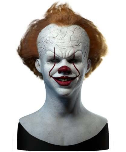 Pennywise IT Halloween Mask