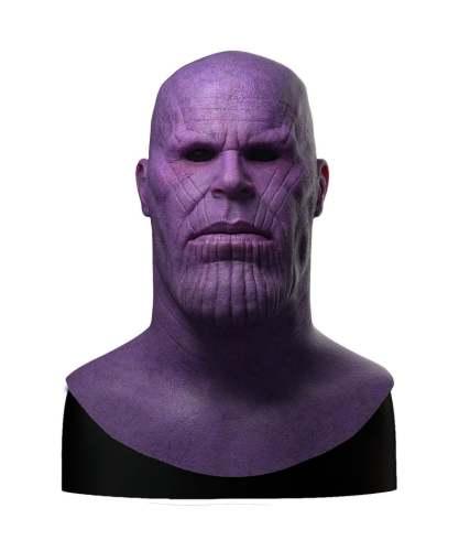 Thanos Avengers Halloween Mask