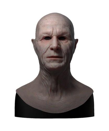 Realistic Dracula Halloween Mask