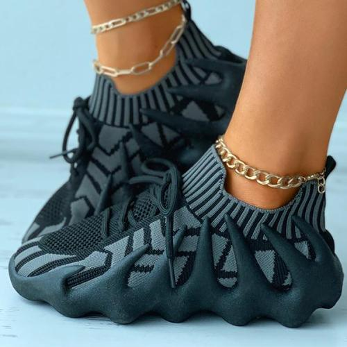 Women's Breathable Comfy Sports Sneakers