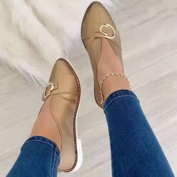 Women's Flat Heel Flats
