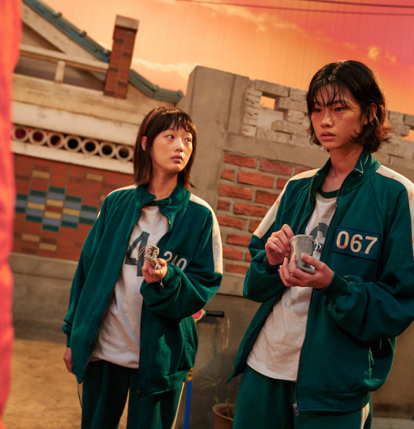 Player green Tracksuit + Pants