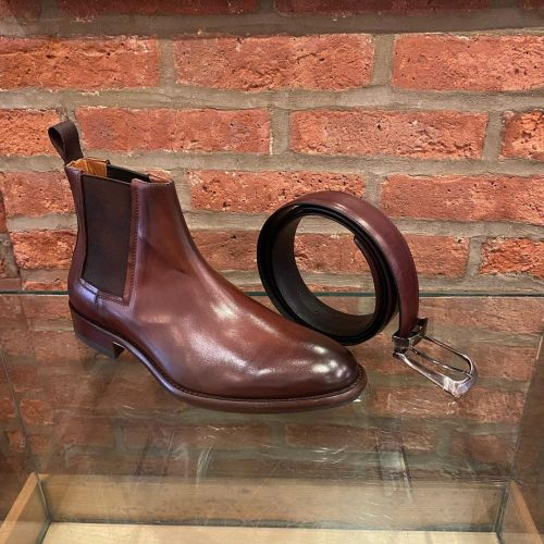 High Top Basic Fashion Mens Boots