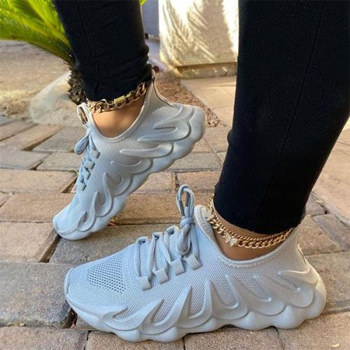 Lightweight Pull On Sneakers